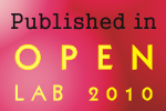 Open Lab 2010 winner