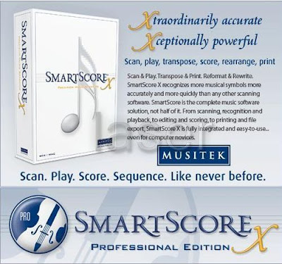 Musitek SmartScore X Professional Edition v10 2 1 - TIPS AND