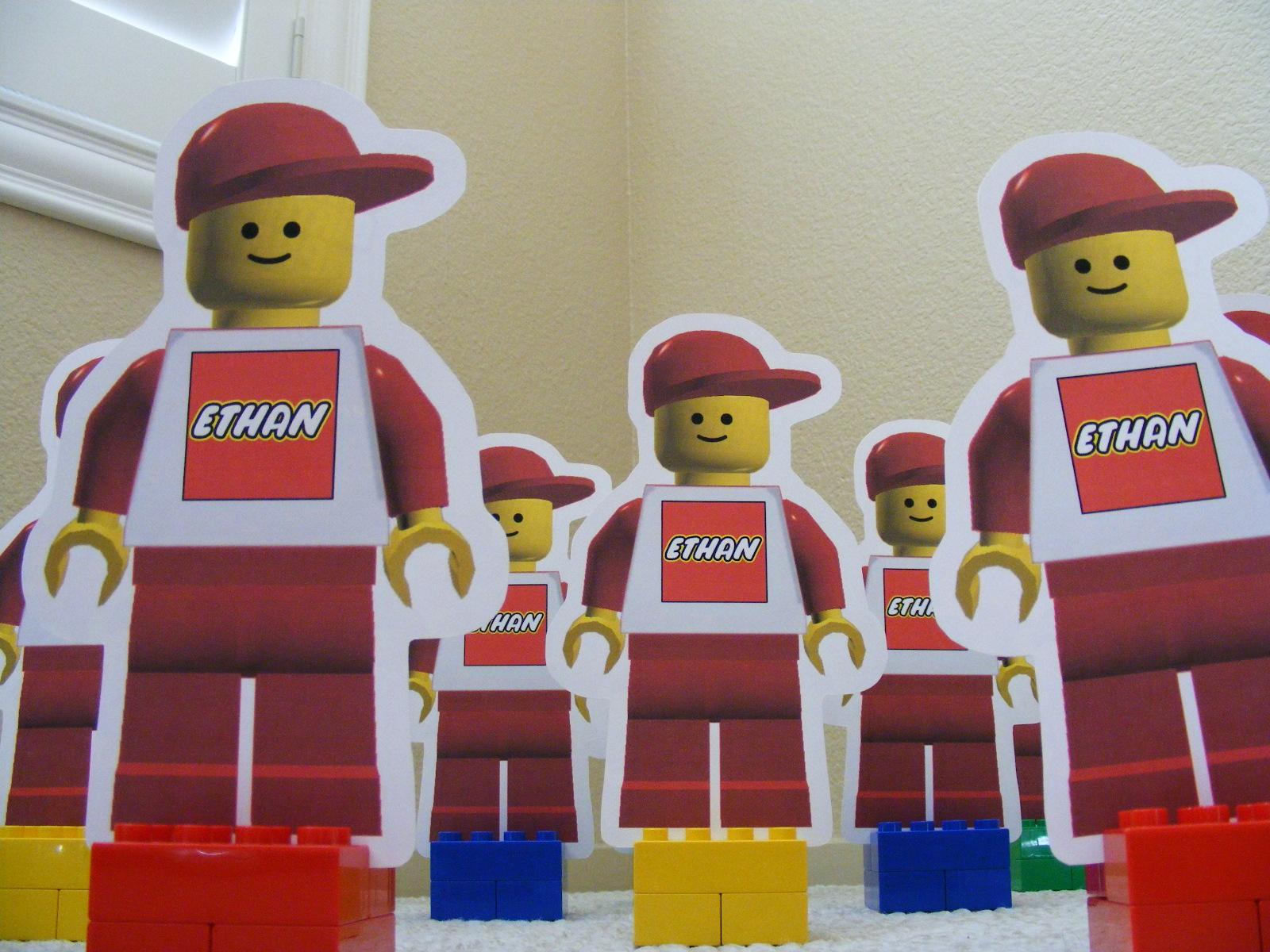 Crafty Party Ideas Lego Birthday