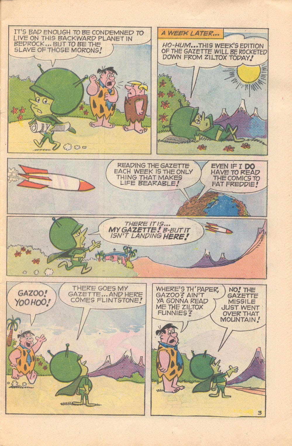 Great Gazoo issue 3 - Page 9