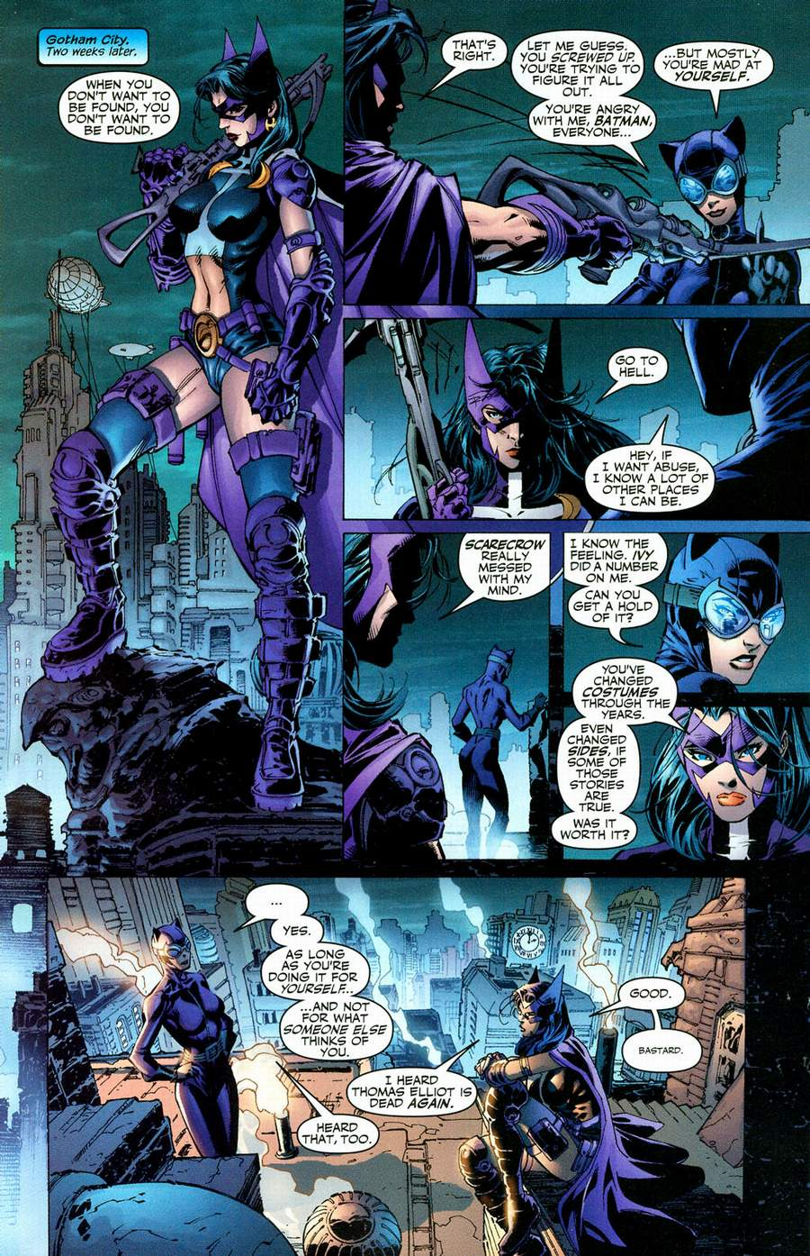 Read online Batman: Hush comic -  Issue #12 - 15