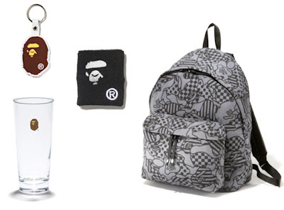 d9d38f2302f Bape Fall 2009 Accessories