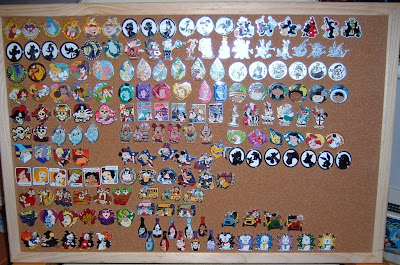 Global Disney Pinvestigation: PinSpective: A Personal Pin Trading