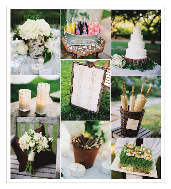 By Request- Woodsy Wedding Theme