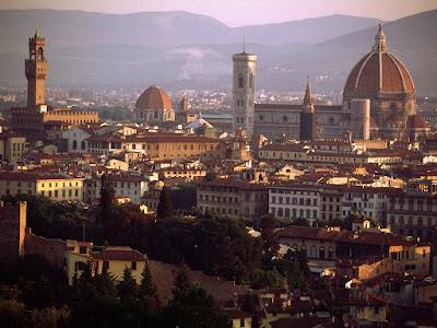 Firenze: Città suggestiva e romantica