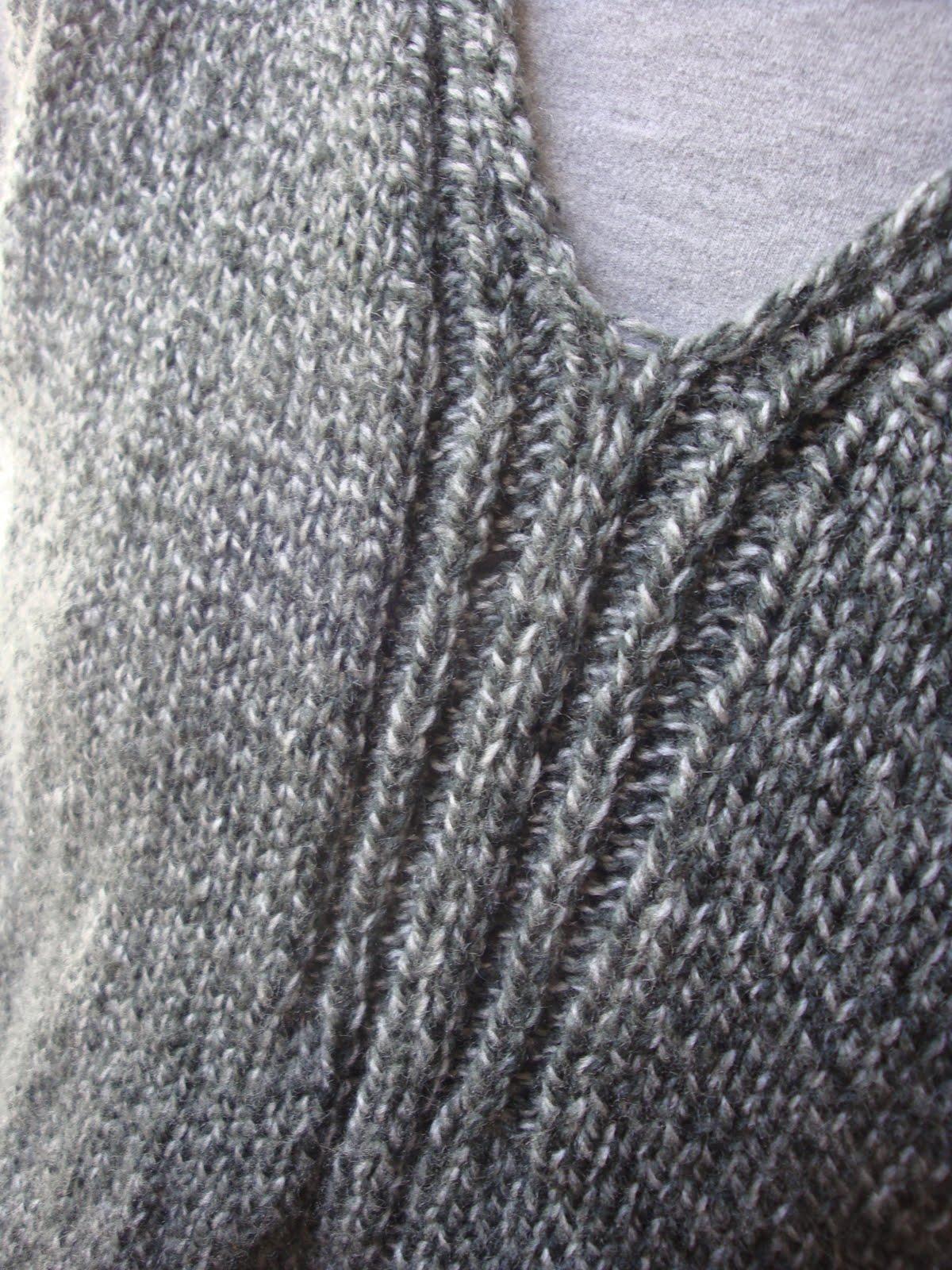 jersey envers au tricot
