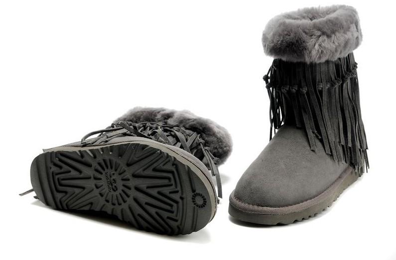 6a56c788219 shoes: UGG 5835 Tassel Short Boots