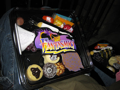 Disneyland - Fantasmic Treats!