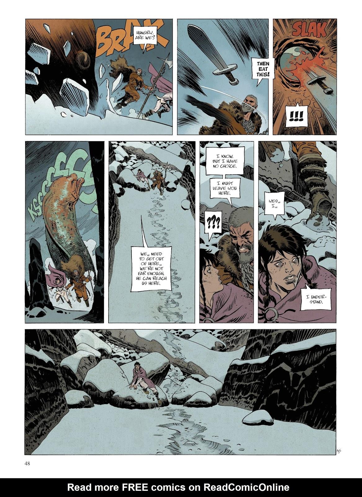 Read online Asgard comic -  Issue #2 - 50