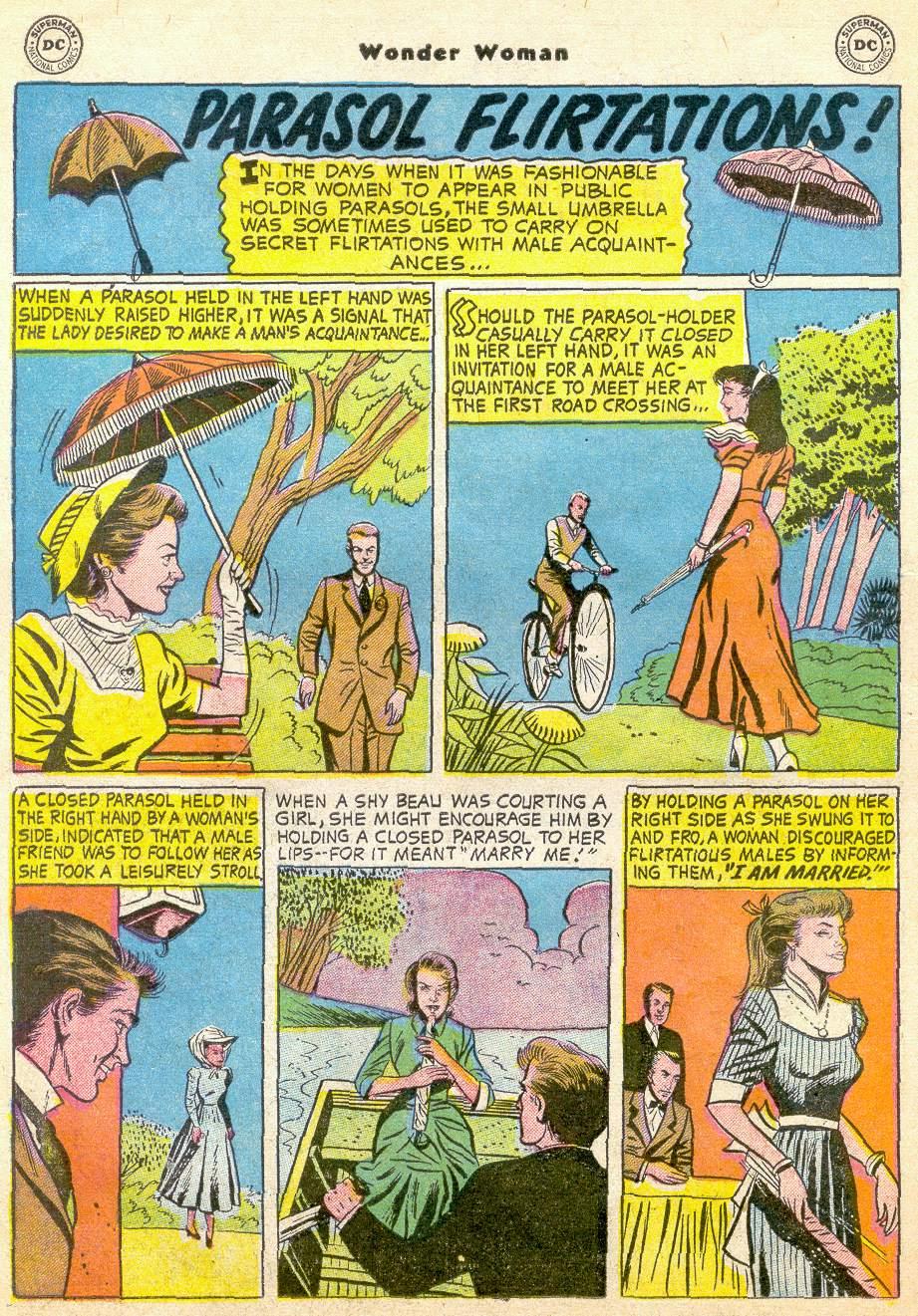 Read online Wonder Woman (1942) comic -  Issue #76 - 12