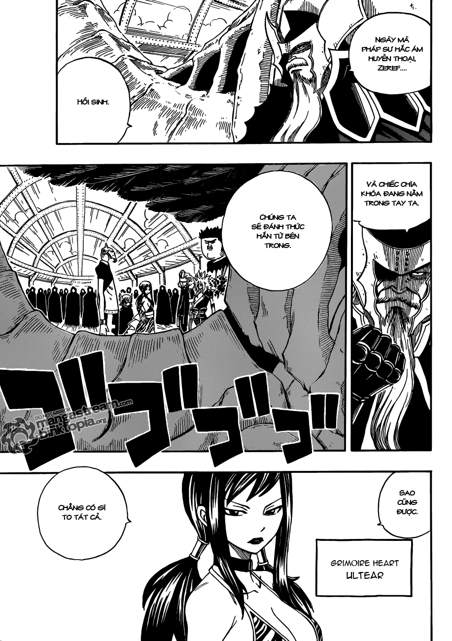 Fairy Tail chap 210 trang 5
