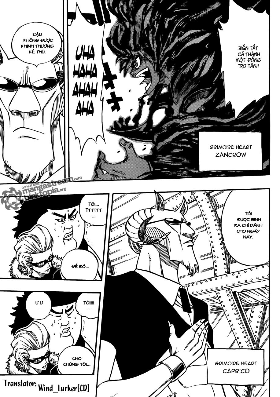 Fairy Tail chap 210 trang 7