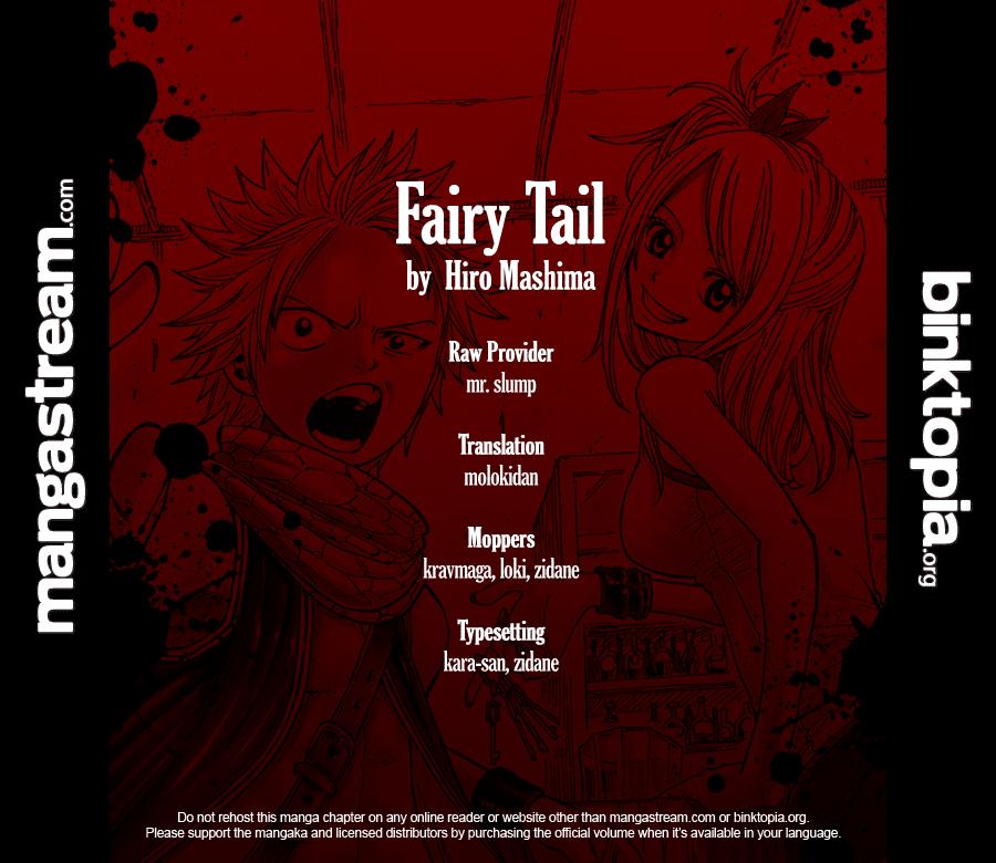 Fairy Tail chap 210 trang 20