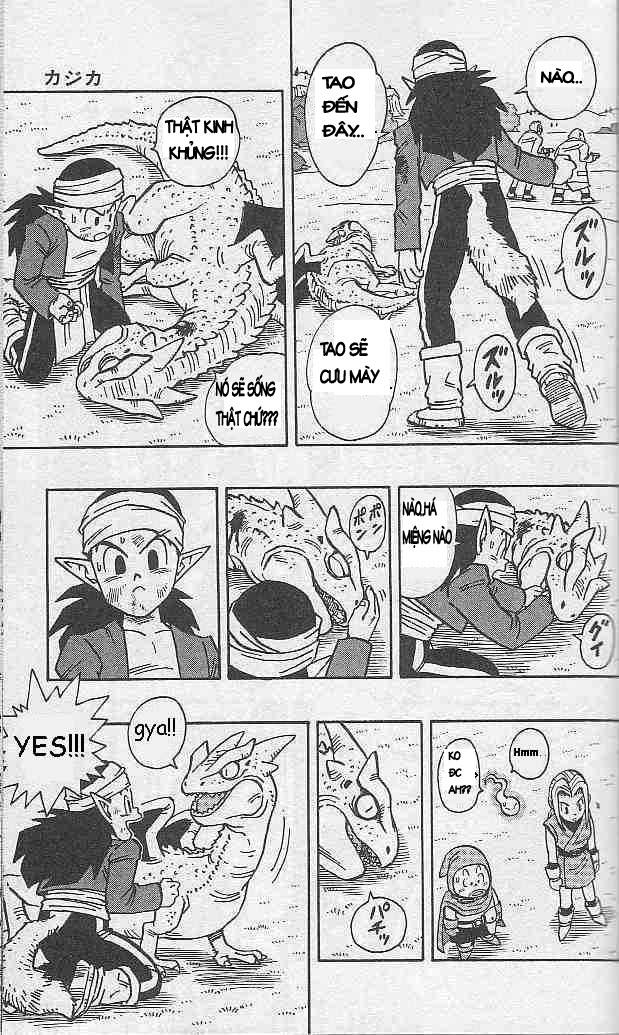 Kajika chap 9 - Trang 8