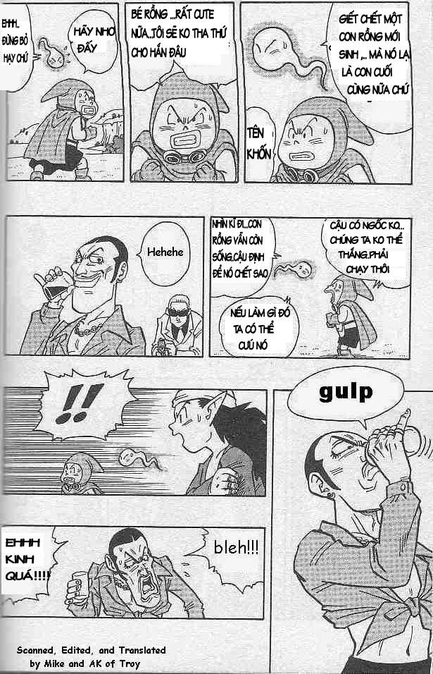 Kajika chap 8 - Trang 3