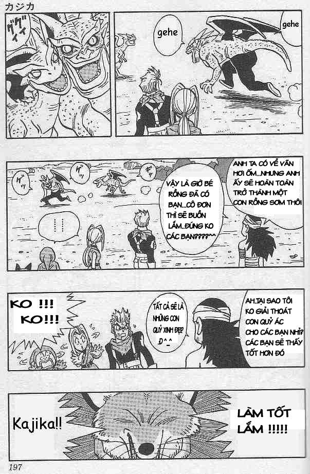 Kajika chap 12 - Trang 10
