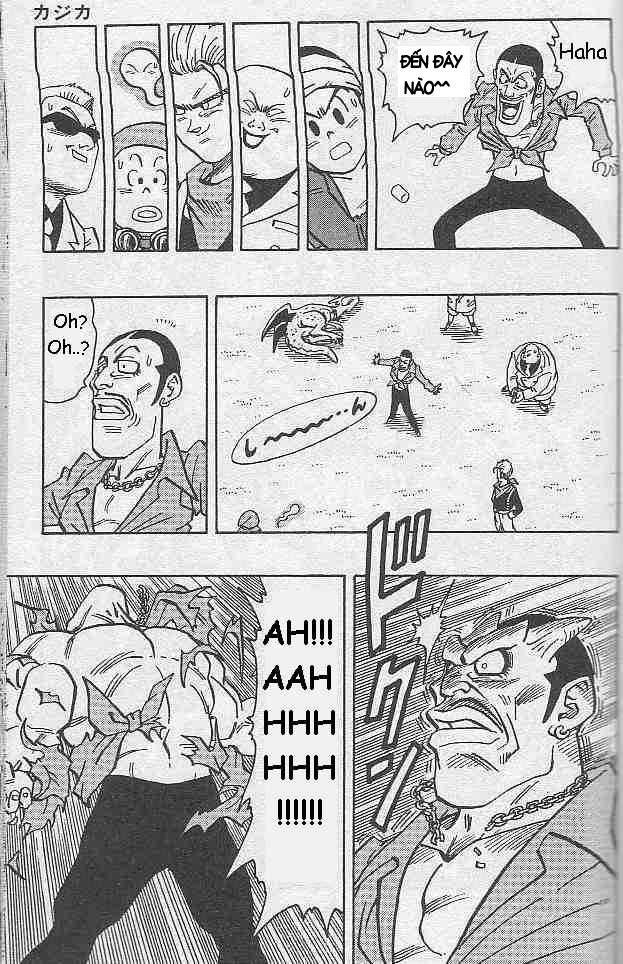 Kajika chap 8 - Trang 4