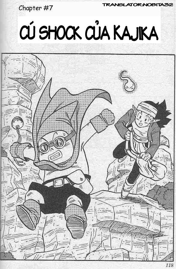 Kajika chap 7 - Trang 3