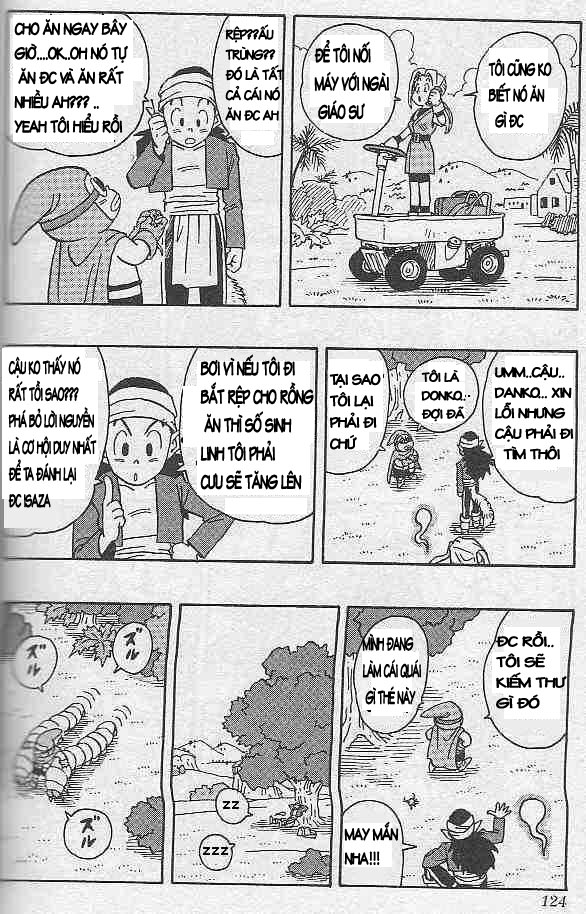 Kajika chap 7 - Trang 9