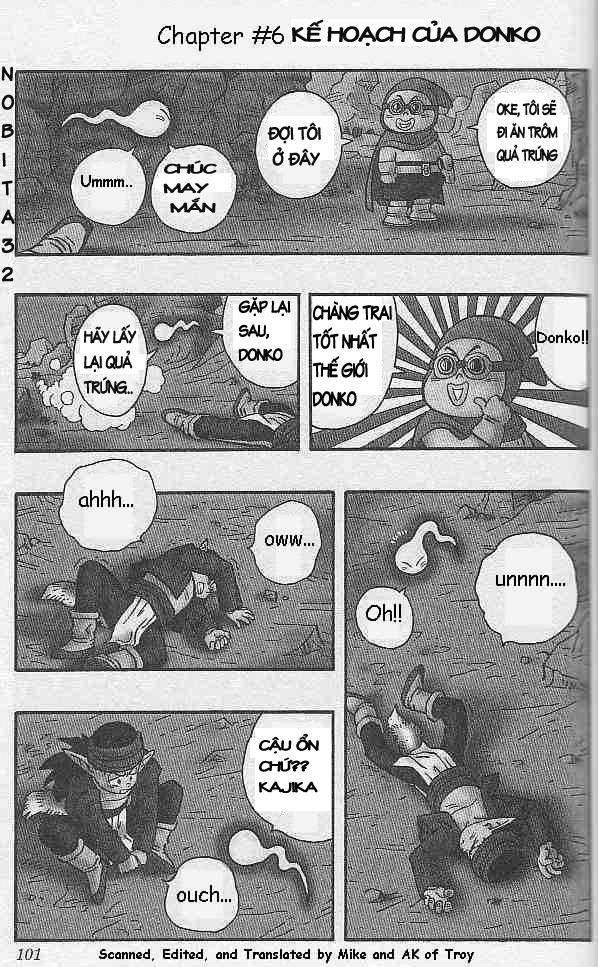 Kajika chap 6 - Trang 2
