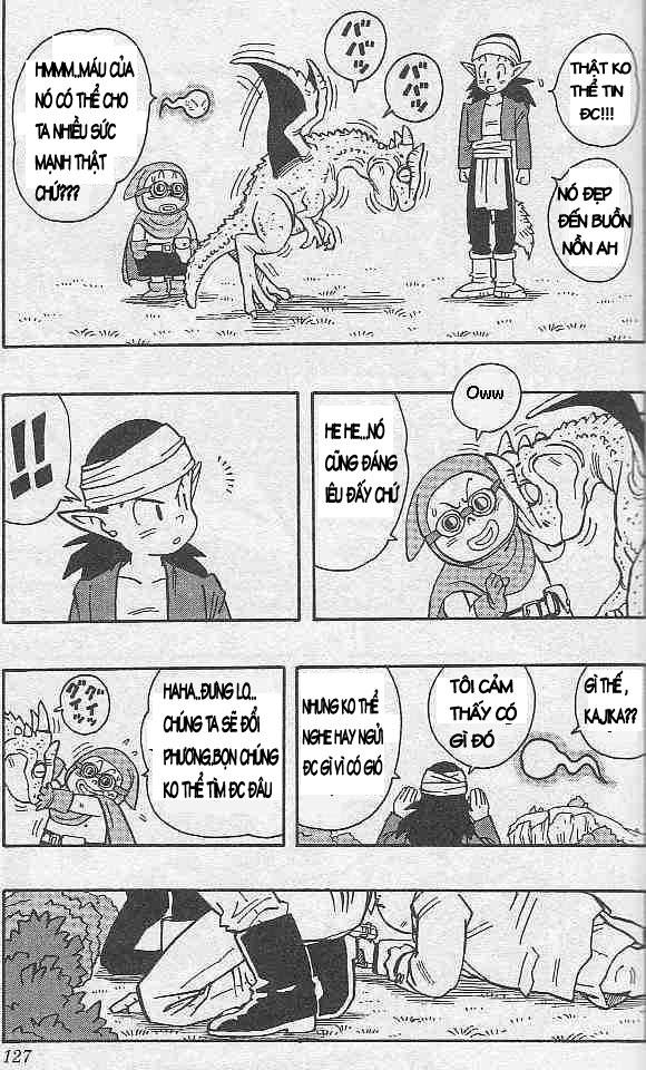 Kajika chap 7 - Trang 12
