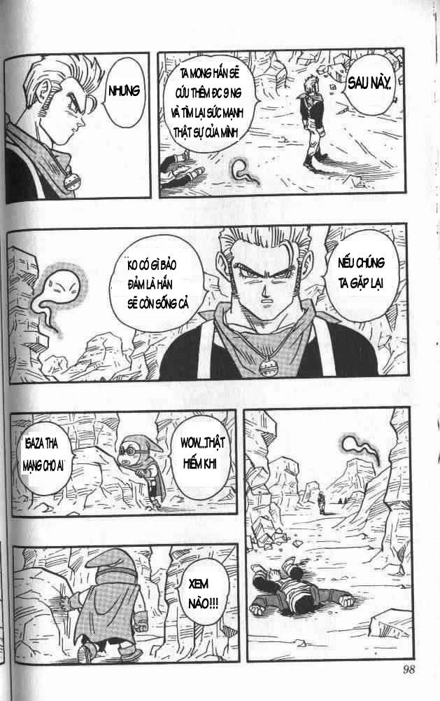Kajika chap 5 - Trang 14