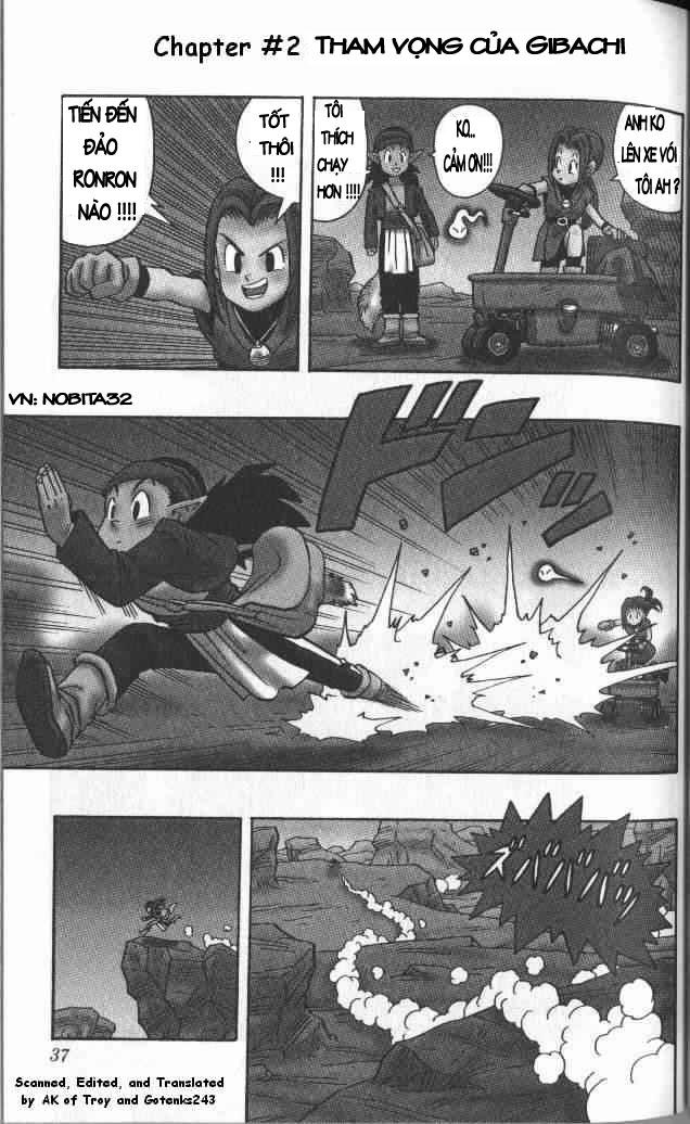 Kajika chap 2 - Trang 1