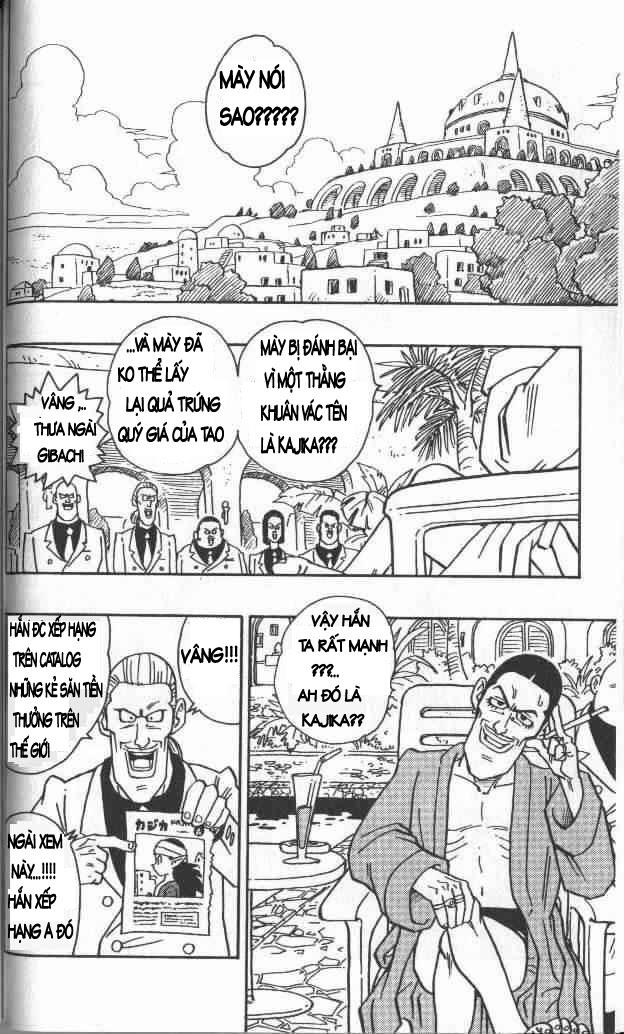 Kajika chap 2 - Trang 6