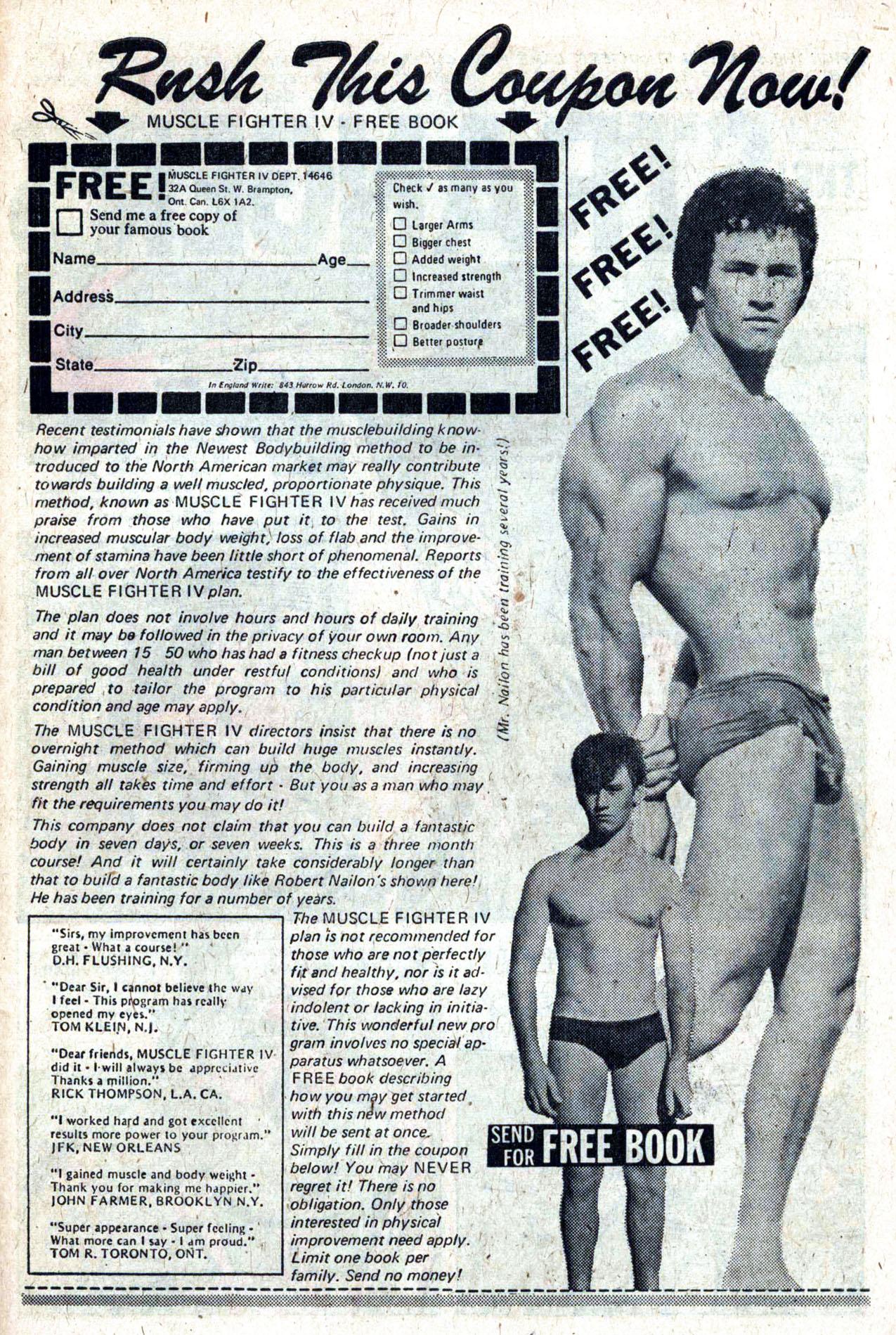 Read online Amazing Adventures (1970) comic -  Issue #27 - 30