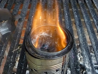 Diy Video High Efficiency Backpacking Wood Stove The