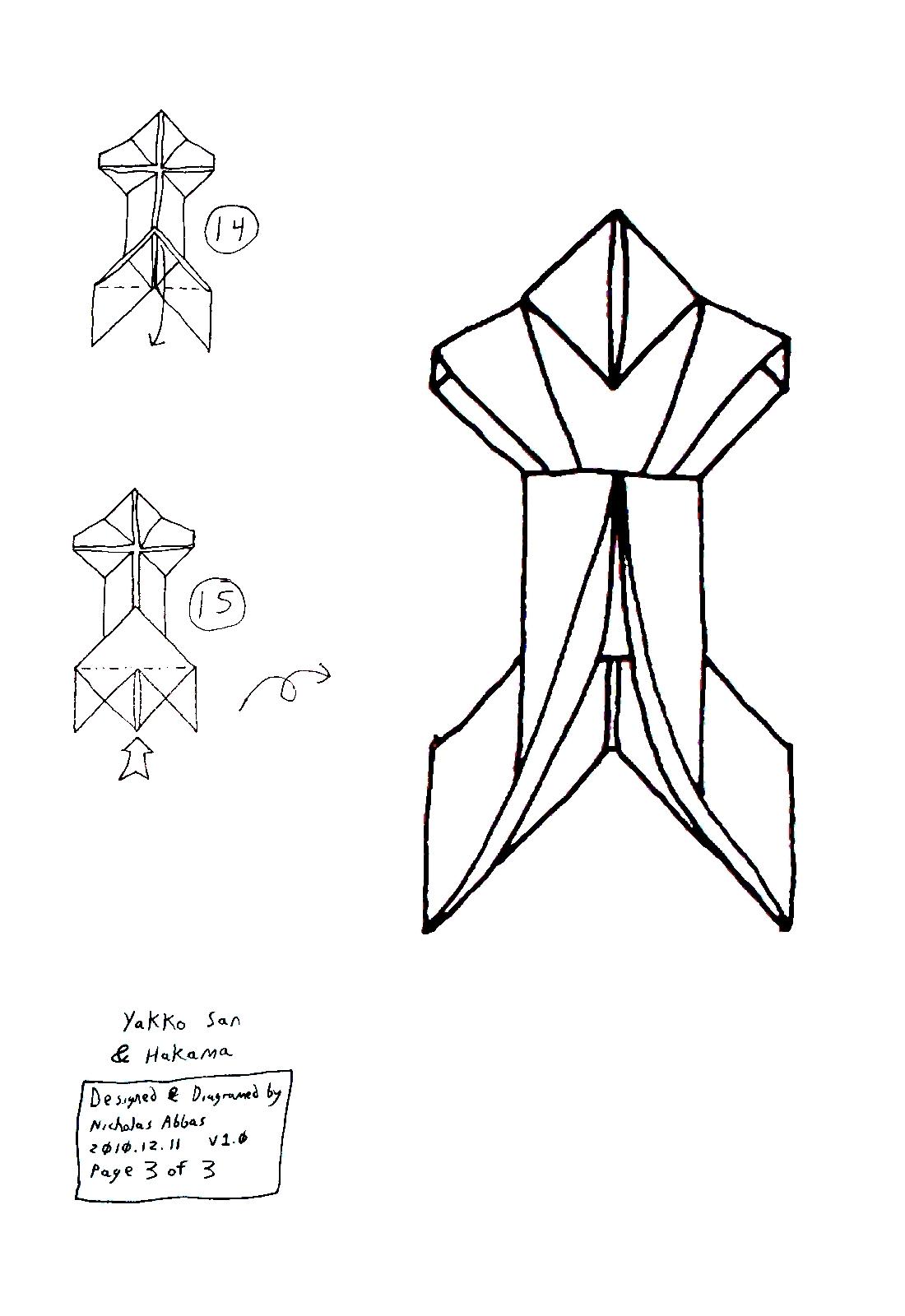 A Crisp Fold New Diagrams