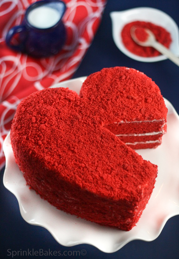 Heritage Red Velvet Cake | Valentine's Day Dessert Recipes
