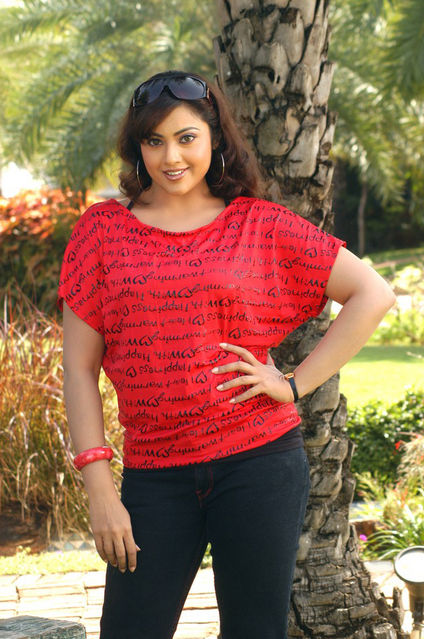 Actress Hot Photos Actress Meena Hot Stills-8491