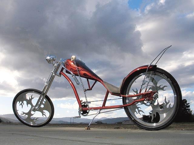 Bicicletas Chopper Custom Cruiser Paseo Y Lowrider Pictures