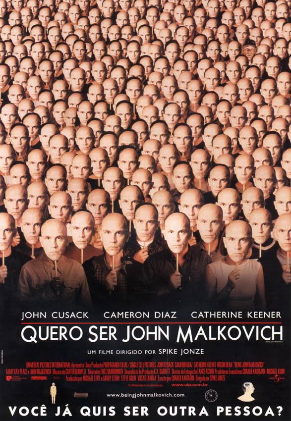 Crítica Mecânica: Quero Ser John Malkovich (1999)