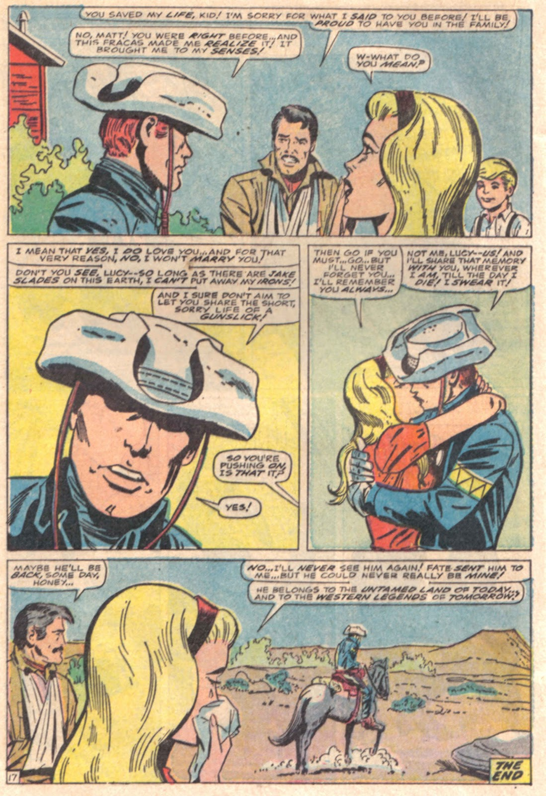 The Rawhide Kid (1955) issue 65 - Page 24
