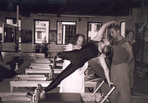 Joseph Pilates Wife | www.imgkid.com - The Image Kid Has It!