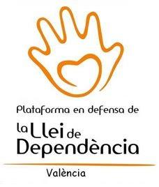 Enlace a Plataforma en defensa de la Ley de Dependencia - Valencia