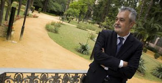 José Antonio Giñán, Presidente de la Junta de Andalucia