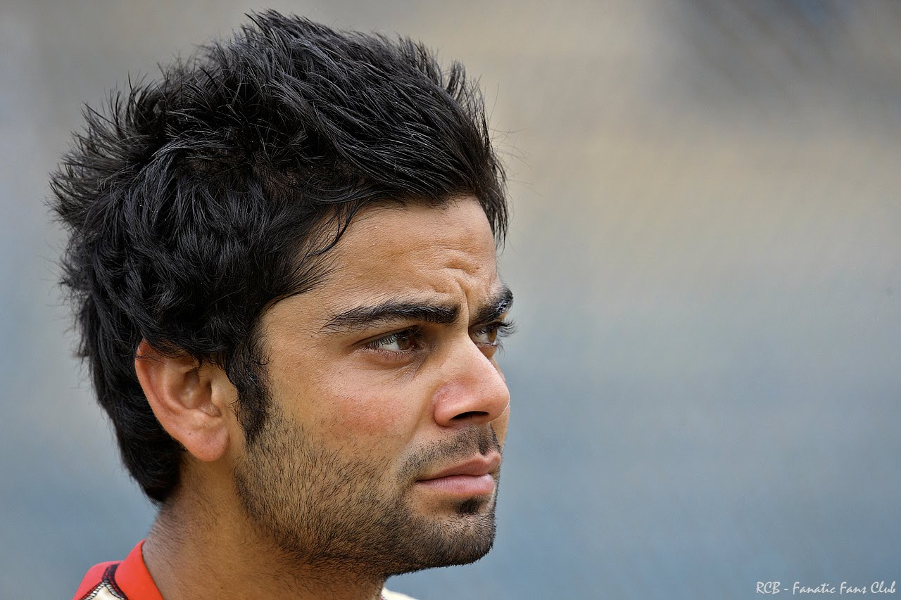 Know About Your Favourite Sport Stars Virat Kohli