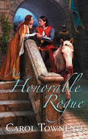 A Honorable Rogue by Carol Townend