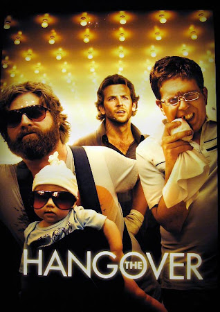 Poster Of The Hangover In Dual Audio Hindi English 300MB Compressed Small Size Pc Movie Free Download Only At worldfree4u.com