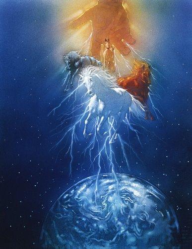 Los ángeles Guerreros De Dios Neoatierra