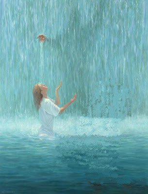 I AM, The Word, and The Comforter: Holy Spirit = Living Water