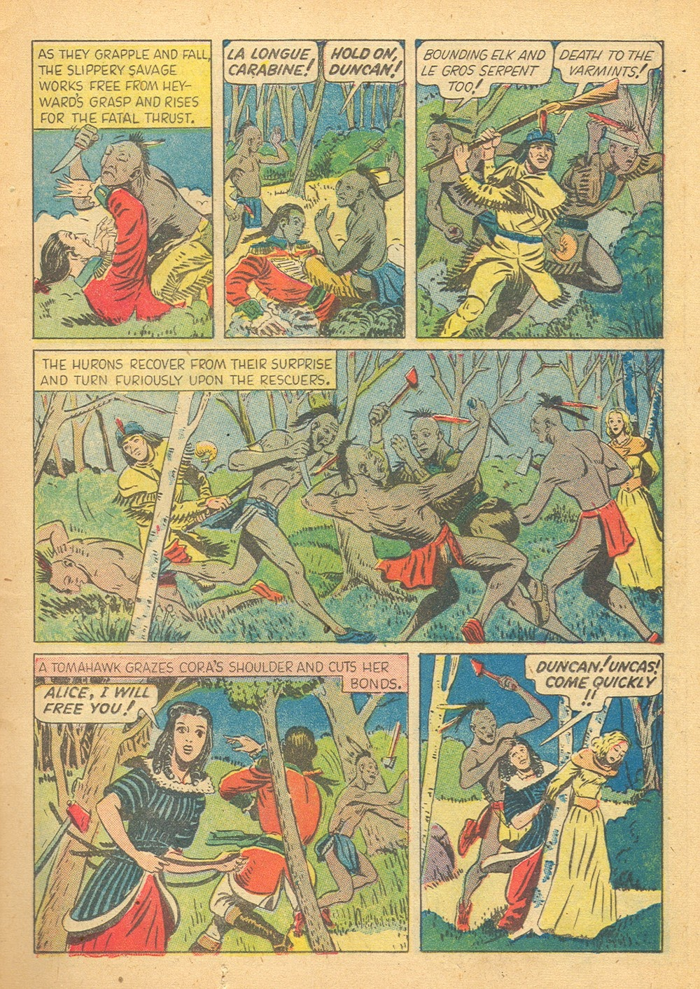 Classics Illustrated issue 4 - Page 21