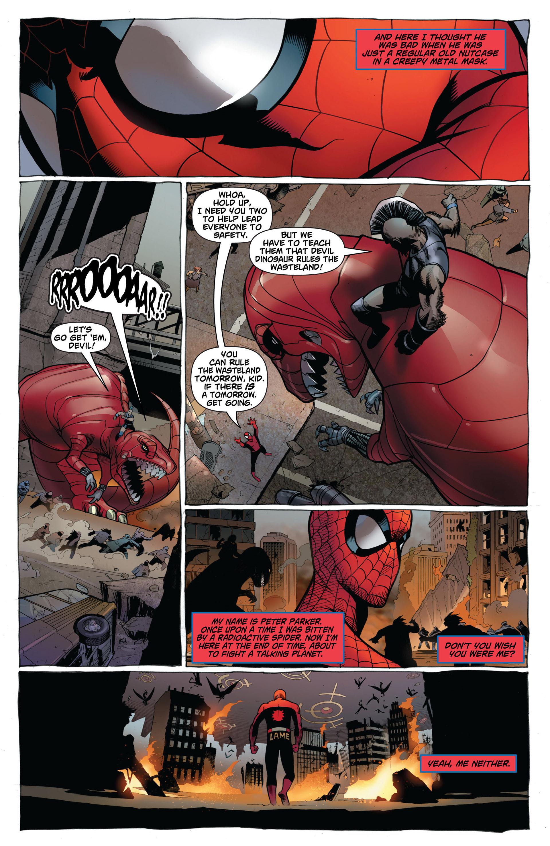 Read online Astonishing Spider-Man & Wolverine comic -  Issue #2 - 19