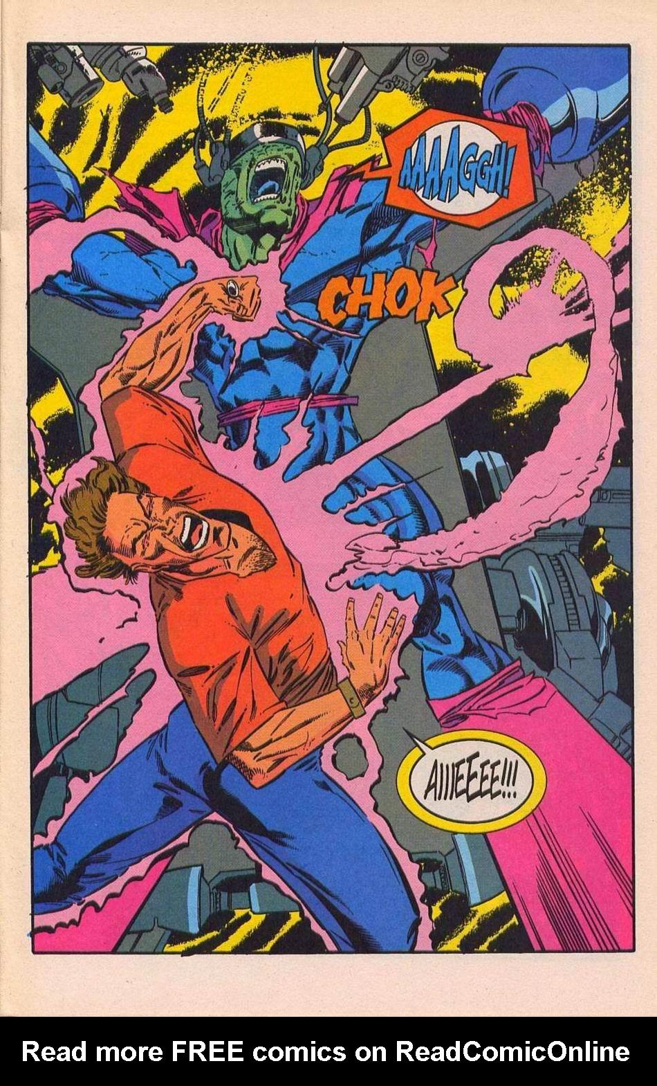 Read online Sleepwalker comic -  Issue #28 - 12