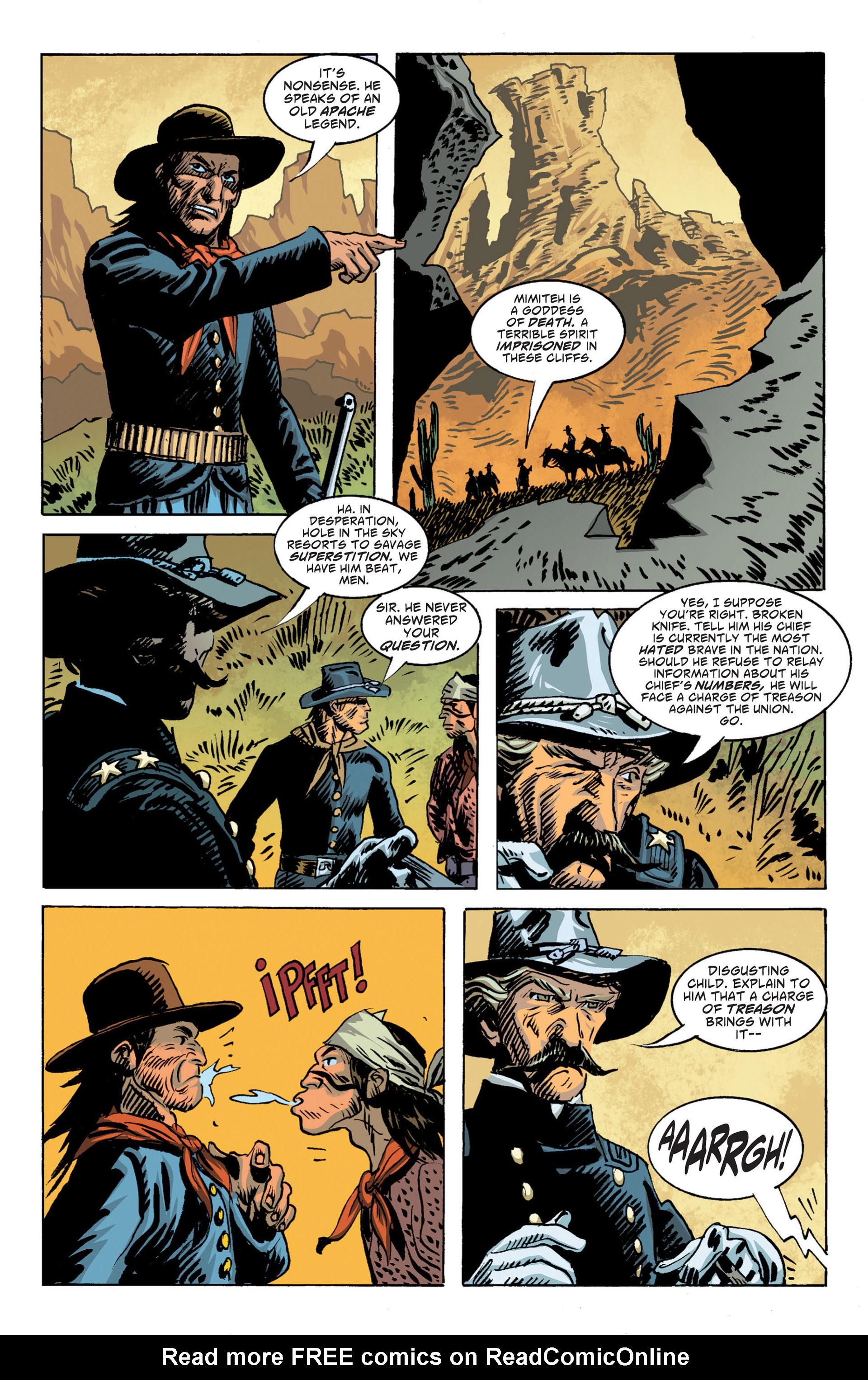 Read online American Vampire comic -  Issue #19 - 14