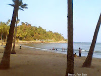Andaman, Nicobar, Port Blair, Beach