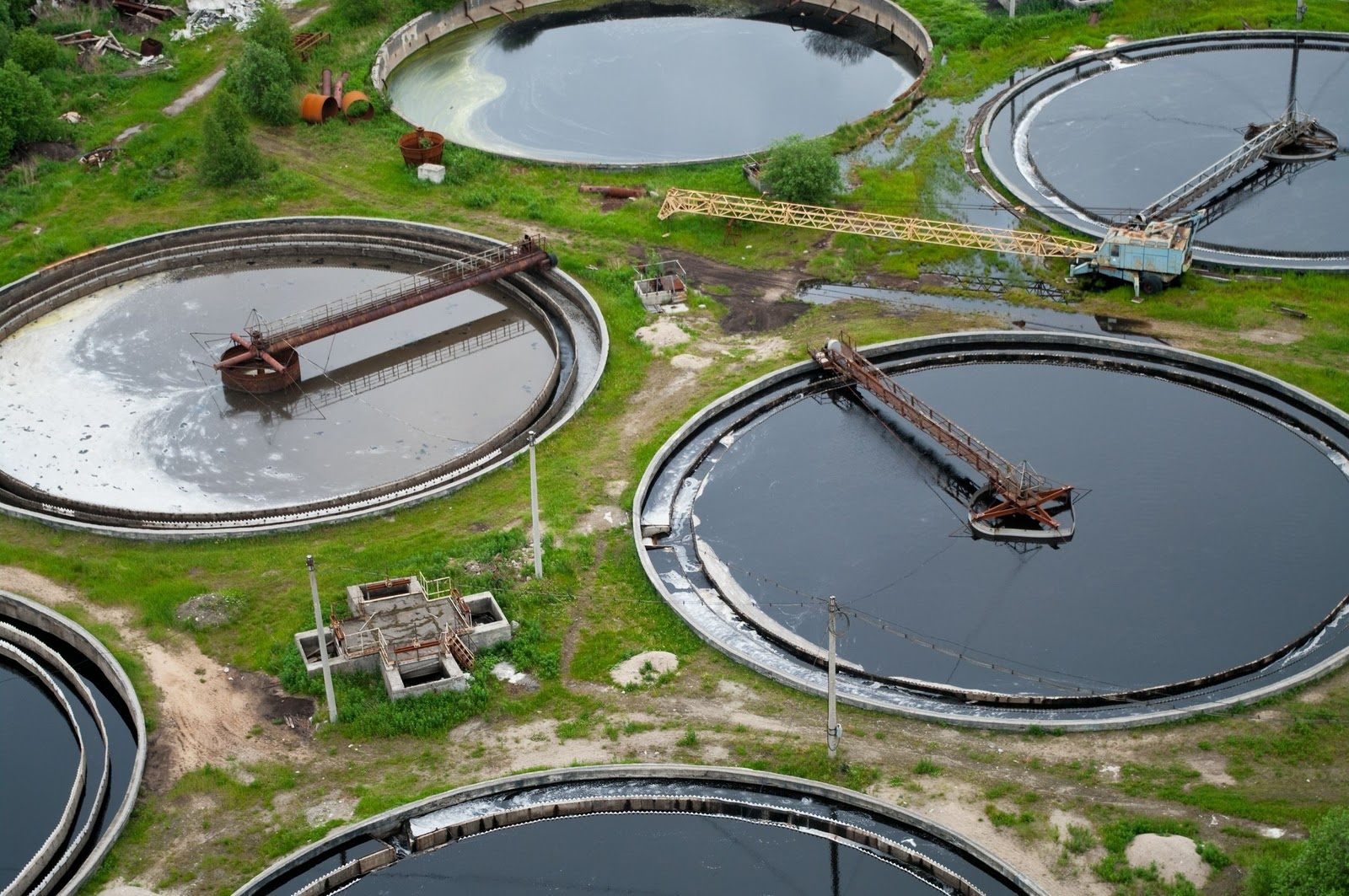 Integrated Water Resources Management Hybrid Treatment